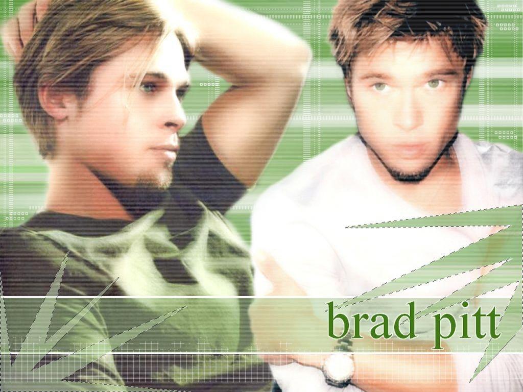 Achtergronden Brad pitt