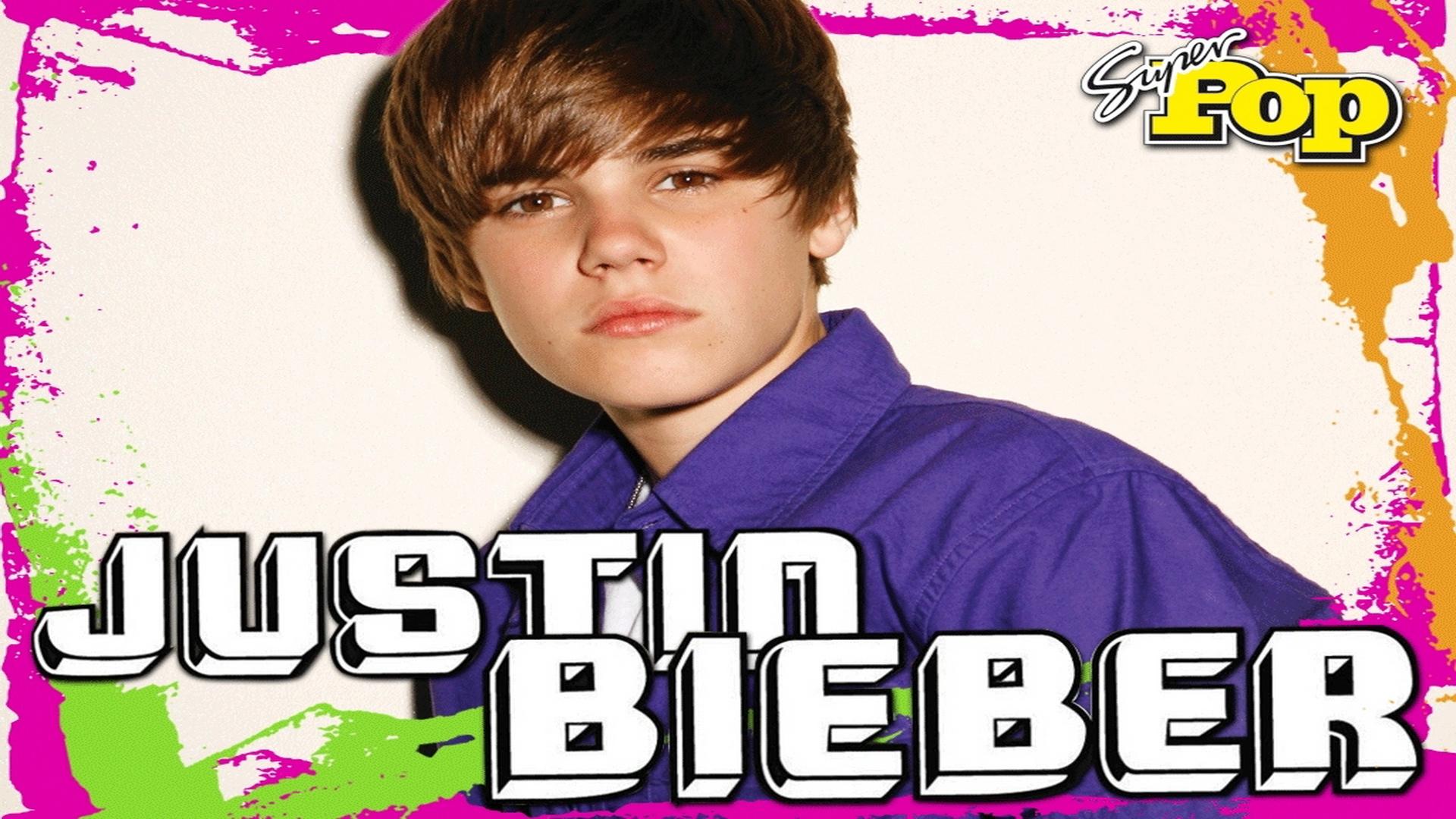Achtergronden Justin bieber