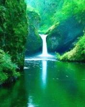 Telefoon Achtergronden Landschappen en natuur