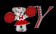 Alfabetten Cheerleader beertje