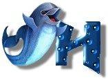 Alfabetten Dolfijn 3