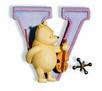 Alfabetten Winnie de pooh 4