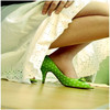Overig Avatars Green Pumps