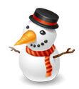 Avatars Sneeuwpoppen