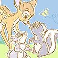 Disney Bambi Avatars