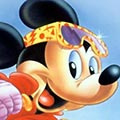 Disney Mickey mouse Avatars Mickey Mouse Met Zonnebril Skieen Disney Winter