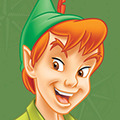 Disney Peter pan Avatars