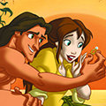 Disney Tarzan Avatars