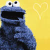 Film serie Cookie monster Avatars Cookie Monster Love
