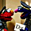 Film serie Sesamstraat grover Avatars Elmo En Grover