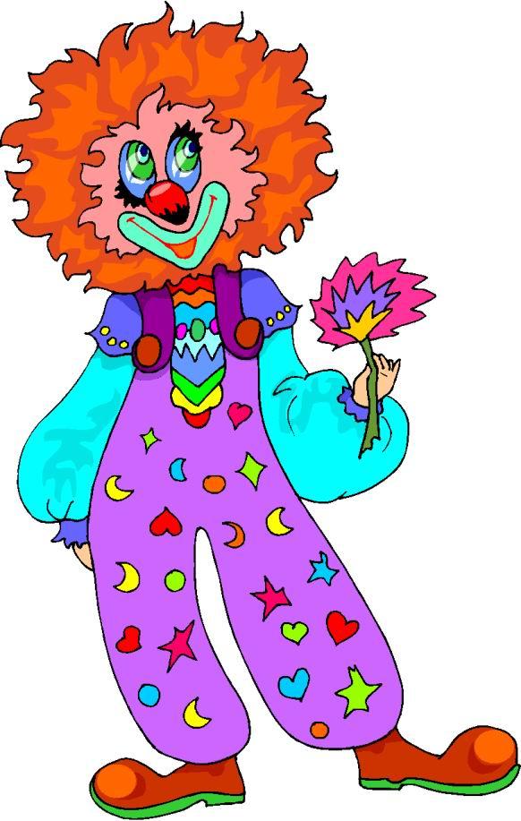 cliparts amusement clowns 187 animaatjesnl