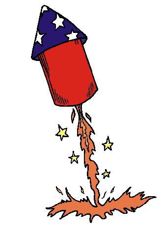 Cliparts Amusement Vuurwerk 187 Animaatjes Nl