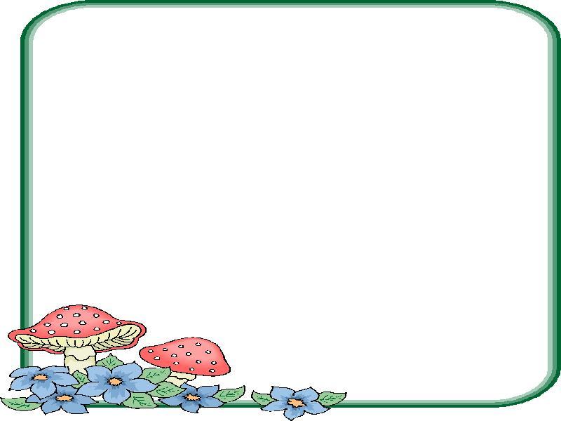 Bloemen Kaders Cliparts 187 Animaatjes Nl