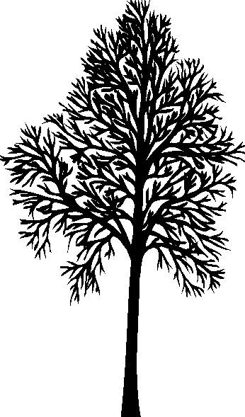 cliparts bloemen en planten bomen 187 animaatjesnl