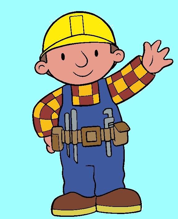 Cliparts › Bob de bouwer › Cliparts Cartoons Bob de bouwer