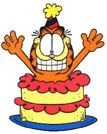 Cliparts Cartoons Garfield 187 Animaatjes Nl
