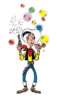 Cliparts Cartoons Lucky luke