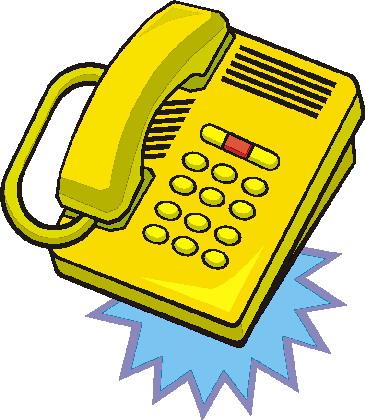 Cliparts Communicatie Telefoon » Animaatjes.nl