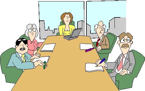 Afbeeldingsresultaat voor vergaderen