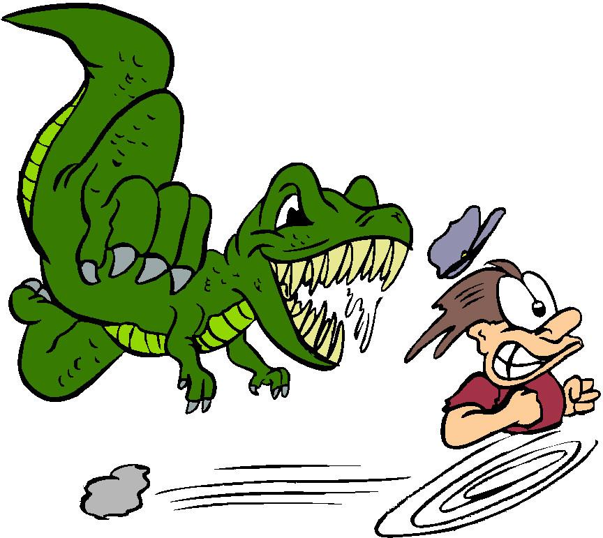 Dieren Cliparts Dinosaurussen 187 Animaatjes Nl