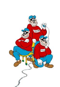 de zware jongens cliparts animaatjes nl
