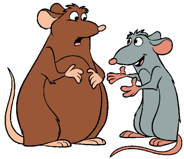 Cliparts Disney Ratatouille » Animaatjes.nl