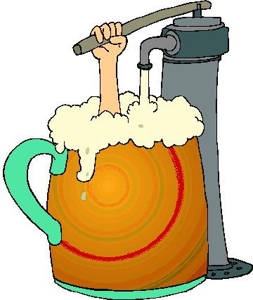 Cliparts Eten En Drinken Bier 187 Animaatjes Nl