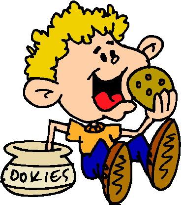 cliparts eten en drinken koekjes 187 animaatjes nl