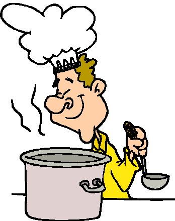 cliparts eten en drinken soep 187 animaatjes nl