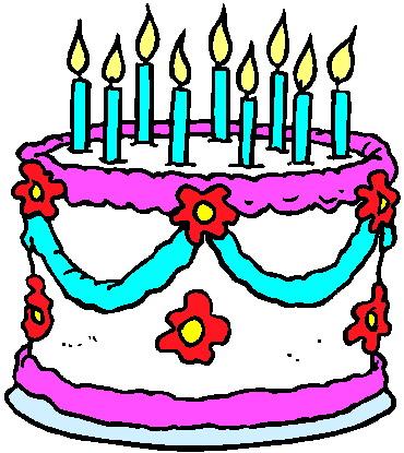 afbeelding taart Cliparts Eten En Drinken Taart » Animaatjes.nl afbeelding taart