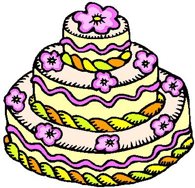 Cake Decor Clipart : Taart Cliparts   Animaatjes.nl