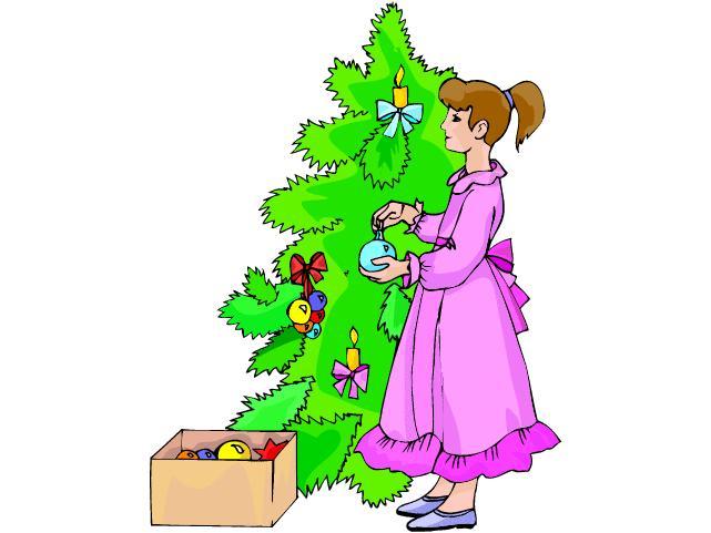 cliparts kerstmis kerst bomen 187 animaatjes nl