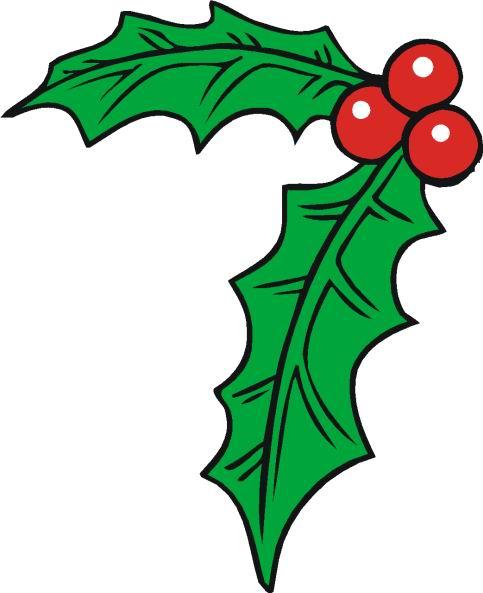 Kerst Hulst Cliparts Animaatjes Nl