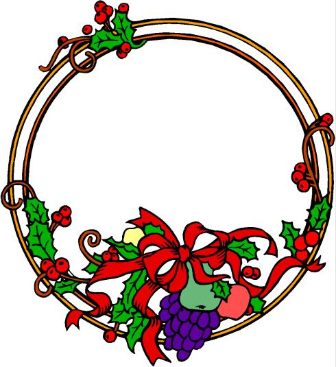 cliparts kerst - photo #20