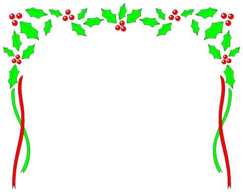 cliparts kerstmis kerst kaders 187 animaatjes nl