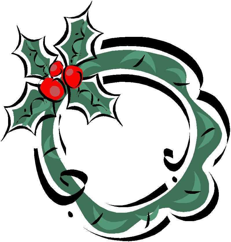 cliparts kerst - photo #23