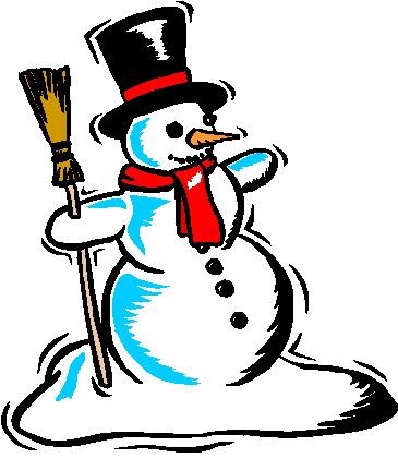 Cliparts Kerstmis Kerst Sneeuwpoppen 187 Animaatjes Nl