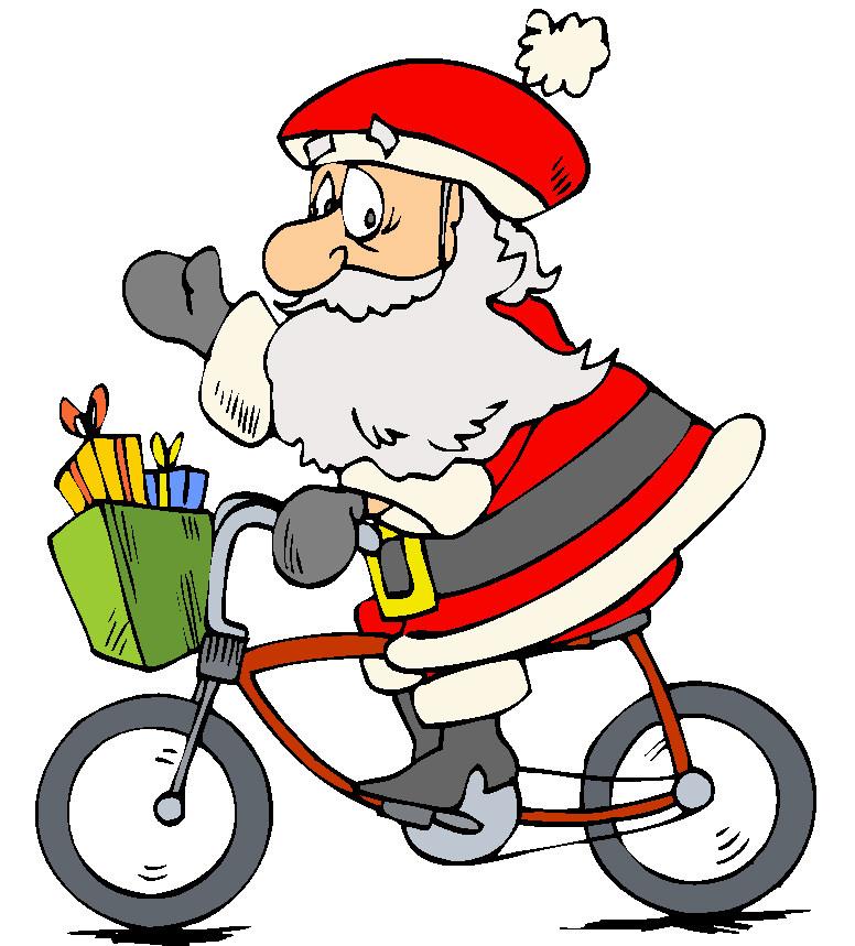 Cliparts Kerstmis Kerst Sport 187 Animaatjes Nl