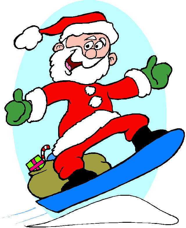 cliparts kerst - photo #26