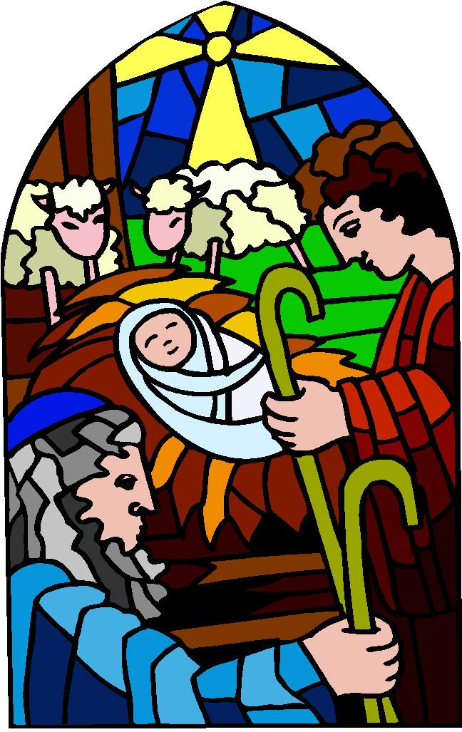 Cliparts Kerstmis Kerst Stallen 187 Animaatjes Nl