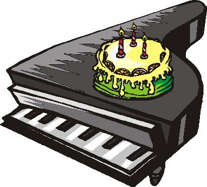 Muziek Cliparts Vleugels En Piano Animaatjes Nl