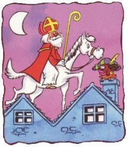 Cliparts Speciale Dagen Sint En Piet 187 Animaatjes Nl