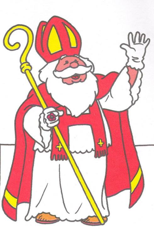 Cliparts Speciale Dagen Sinterklaas 187 Animaatjes Nl