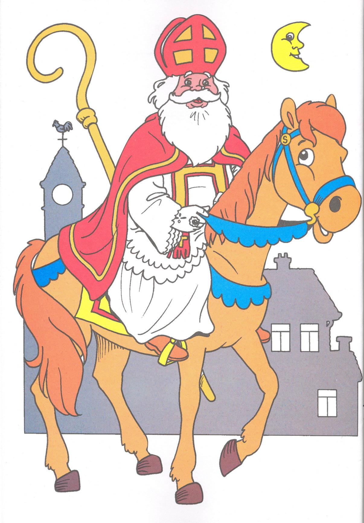 Sinterklaas cliparts