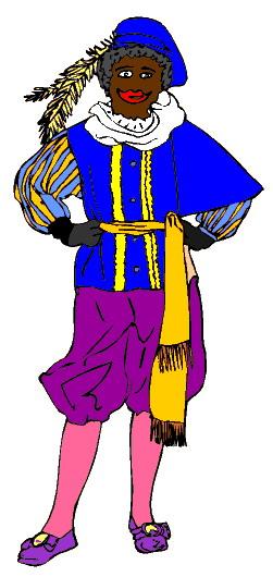 Zwarte Piet Cliparts Animaatjes Nl
