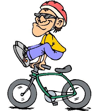 sport cliparts fietsen. Black Bedroom Furniture Sets. Home Design Ideas