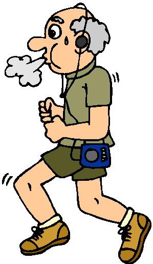 cliparts joggen - photo #8