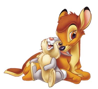 Bambi Disney plaatjes