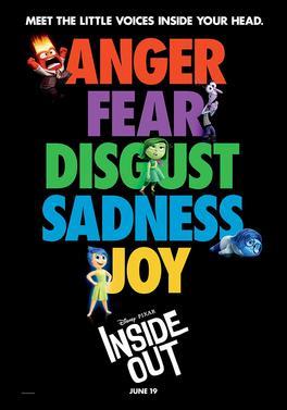 Disney plaatjes Binnenstebuiten