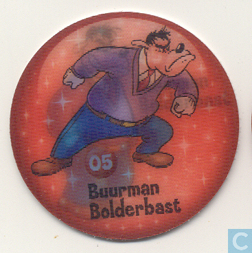 Disney plaatjes Bolderbast
